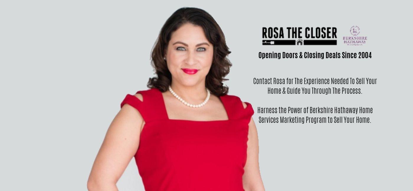 Rosa The Closer Free CMA